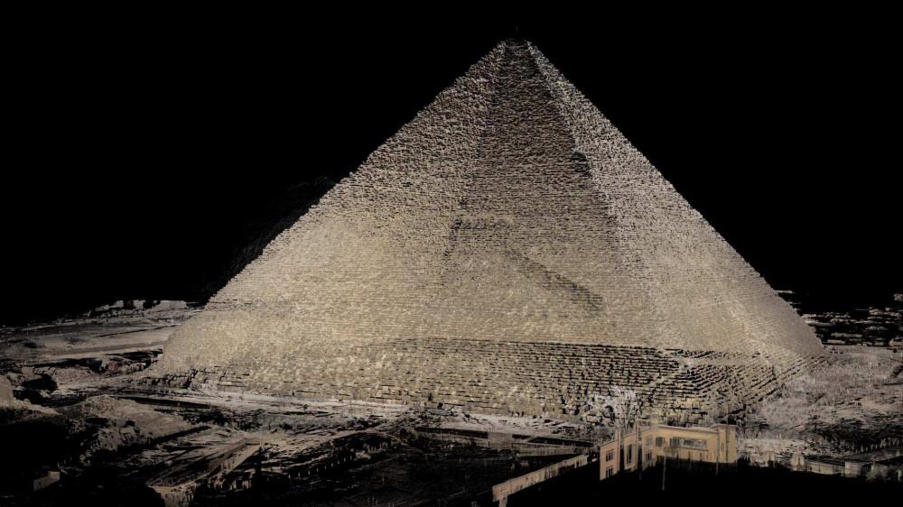 Мария Синянская: O высокоточных измерениях пирамиды Хеопса