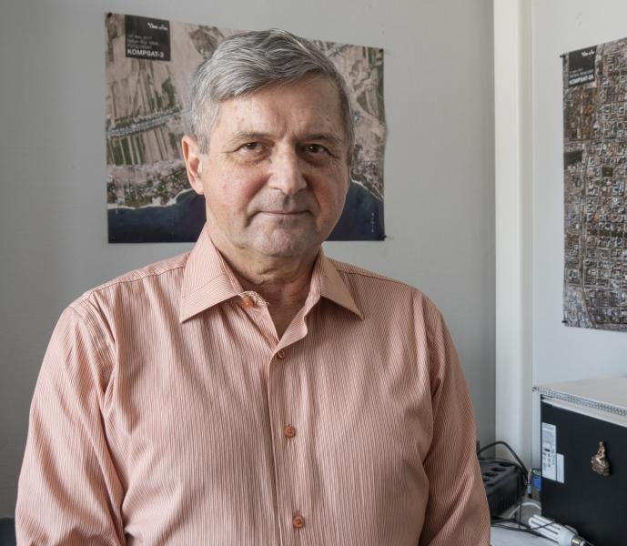 Игорь Сидоров: Когда разведчики шли в Грозный, мы с ними кодировали ориентиры на маршруте