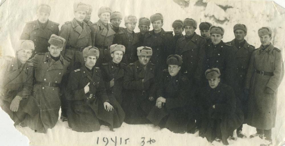 О военных топографах в годы Великой Отечественной войны