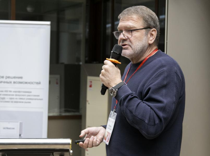 Сергей Варущенко: геоинформационные технологии и безопасность государства